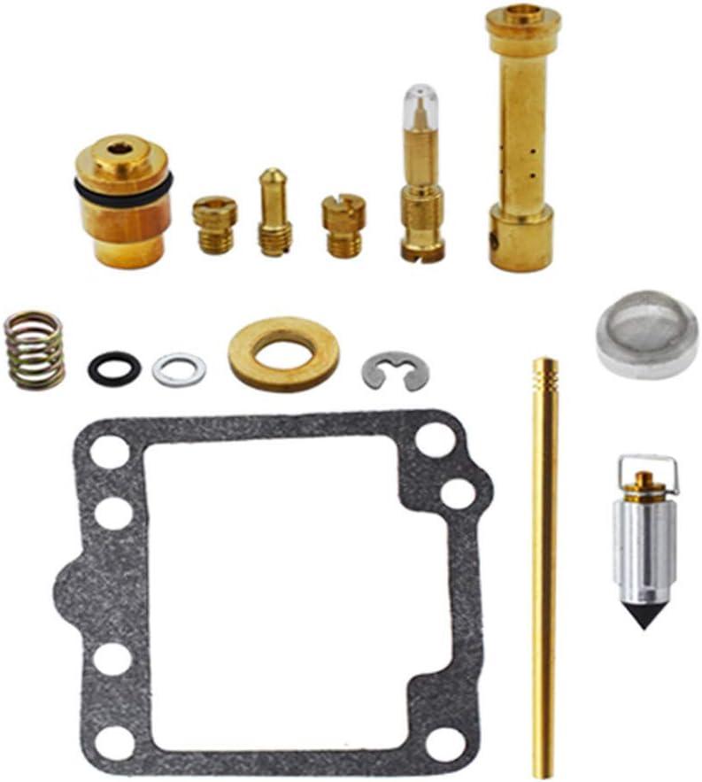 WFLNHB Carb Rebuild Kit fits for 1981-1983 Suzuki GS650G//GS650GL 1983 Suzuki GS650M Katana Carburetor Pack of 4