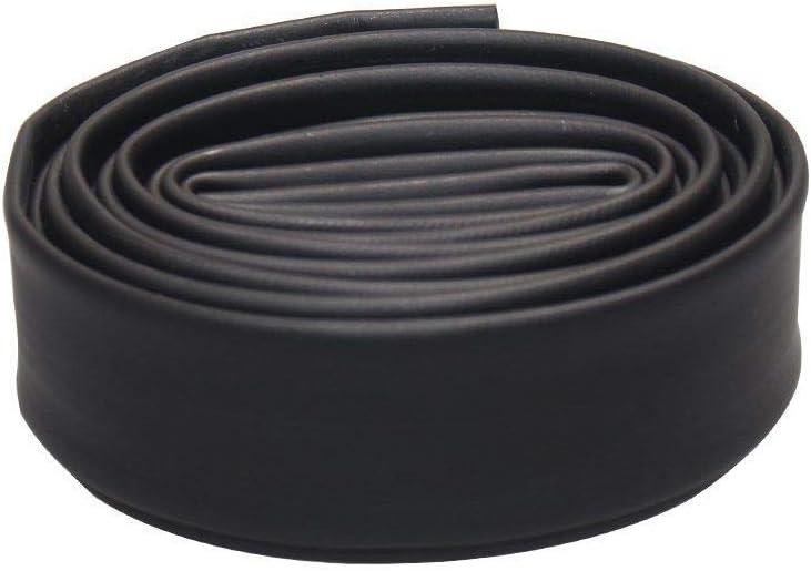 Noblik 2 Pcs Black Heat Shrink Tube Electrical Sleeving Car Cable//Wire Heatshrink Tubing Wrap 6MM,2M /& 5MM,2M