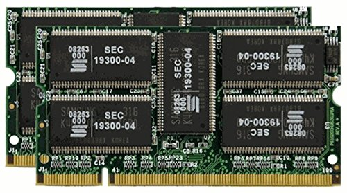 1GB (2x512MB) Cisco 7200 NPE-G1 3rd Party Main Memory Kit (p/n MEM-NPE-G1-1GB)