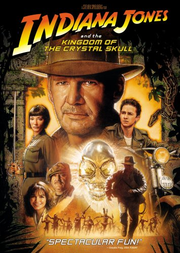 Crystal Superhero Costume (Indiana Jones and the Kingdom of the Crystal Skull (Single-Disc Edition))