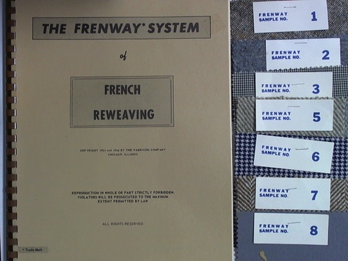 The Frenway System of French Reweaving