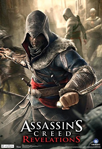 Assassin'S Creed Revelations Dagger Video Game Poster 19 x 13in