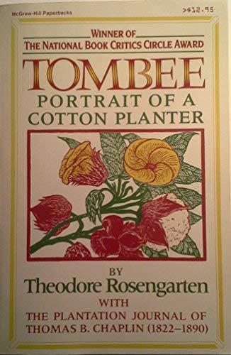 Tombee: Portrait of a cotton planter ()