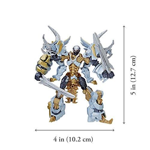 Transformers: The Last Knight Premier Edition Deluxe Dinobot Slug
