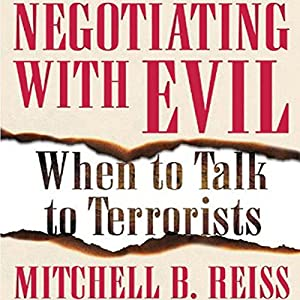 Negotiating with Evil Audiobook