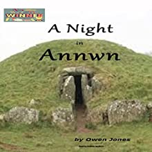 A Night In Annwn: The Story of the Near-Death Experience of Willy Jones Audiobook by Owen Jones Narrated by Andrew McGuirk