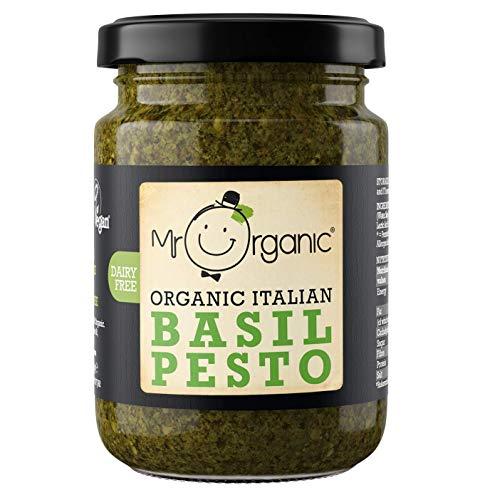 Mr Organic Organic Basil Pesto 130g ()