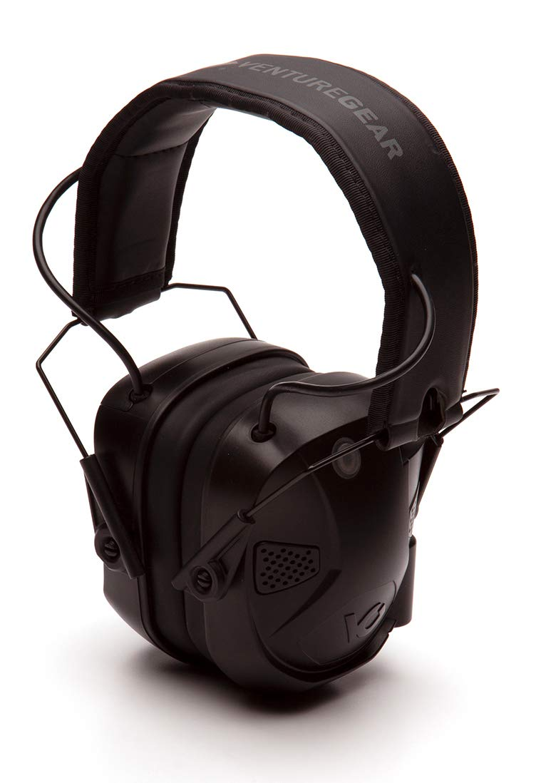 Venture Gear Amp BT Electronic Bluetooth Hearing Protection Earmuffs by Pyramex Safety (Image #3)