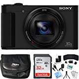 Sony Cyber-shot HX80 Compact Digital Camera 32GB Memory Card Bundle includes Camera, Card - Best Reviews Guide