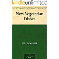 New Vegetarian Dishes (English Edition)
