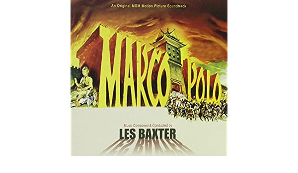 Marco Polo - Limited to 1000 units: Les Baxter: Amazon.es: Música