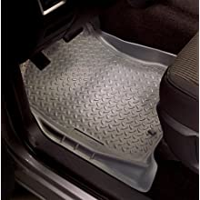 Husky Liners Front Floor Liners Fits 12-16 F250/F350 Crew/SuperCab w/foot rest