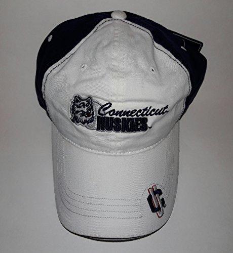 (Uconn Huskies Adjustable Buckle hat Embroidered Cap)