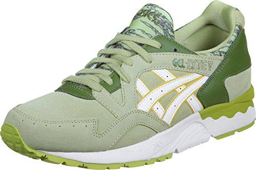 Gel Chaussures Winter Vert V white Lyte W E16 Pear Asics dwwTfUqr