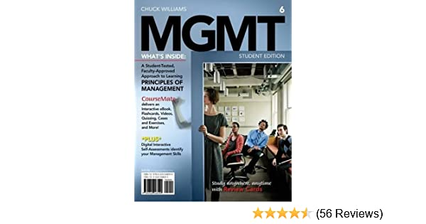 Mgmt 6 with career transitions printed access card new engaging mgmt 6 with career transitions printed access card new engaging titles from 4ltr press chuck williams 9781285091075 amazon books fandeluxe Choice Image