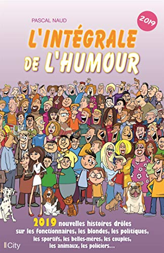 Amazon Com L Integrale De L Humour 2019 French Edition