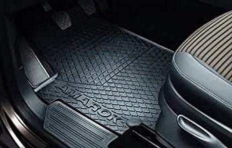 Volkswagen Vw Amarok Teppich Fußmatten Original Jahreszeiten Aus Gummi Vor 2h1061502 82 V Auto