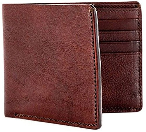 Washed Men's Brown Deluxe Executive Collection Wallet Bosca Pocket 8 Dark SO5pPWwq