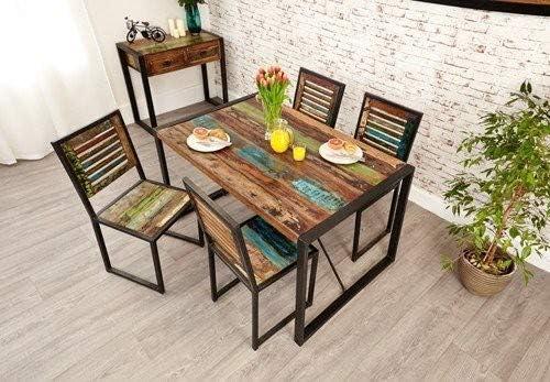 Mesa de comedor pequeña, de Baumhaus, diseño Urban Chic ...