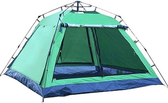 Wangwen 3 4 Persoon Stevige Camping Tent Vier Hoek Vierkant