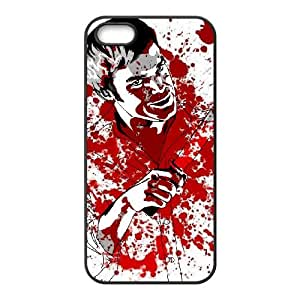 Dexter Blood iPhone 4 4s Cell Phone Case Black yyfabc-608712