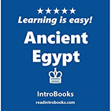 Ancient Egypt Audiobook by IntroBooks Narrated by Andrea Giordani