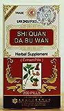 Cheap Lan Zhou Foci – Shi Quan Da Bu Wan – Herbal Supplement 200 Pills