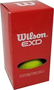Wilson EXD Platform Tennis Balls