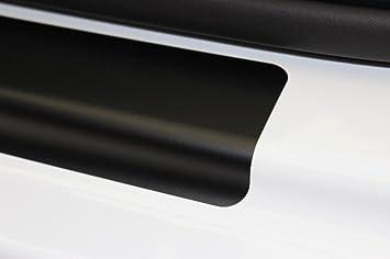 Einstiegsleisten Lackschutzfolie Schutzfolie 3D CARBON Folie T/üreinstiege Einstiege 2059