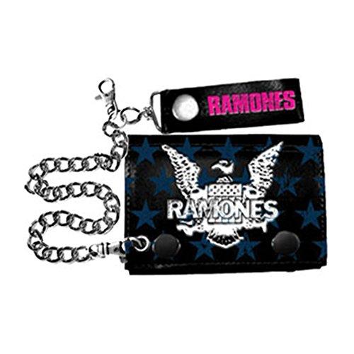 Ramones Ramones Tri-Fold Wallet - Ramones Wallet