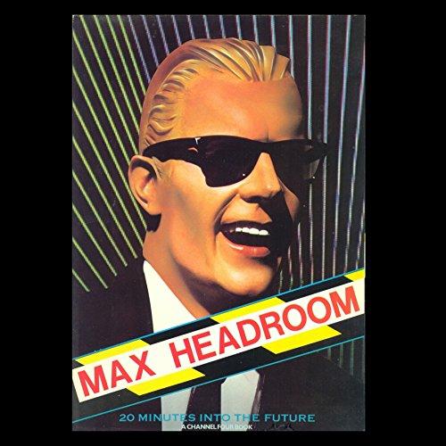 Max Headroom: picture book