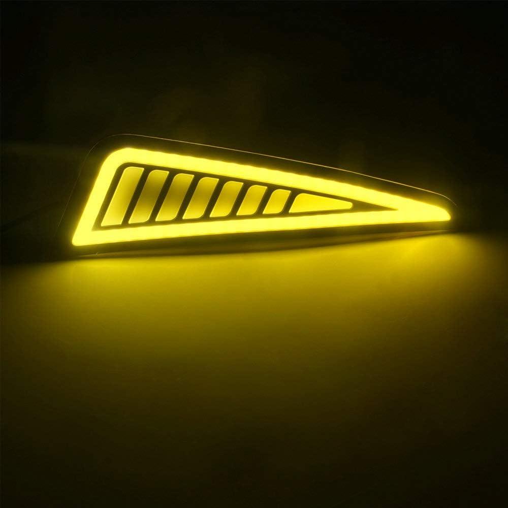 DRL wasserdichte LED COB Driving Tagfahrlicht Lampen Nebelscheinwerfer Blinker Beleuchtung
