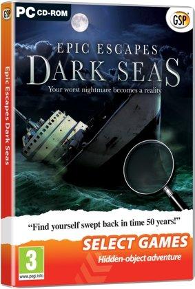 Epic Escapes Dark Seas (PC) (輸入版) B00GZQ6PZ2 Parent