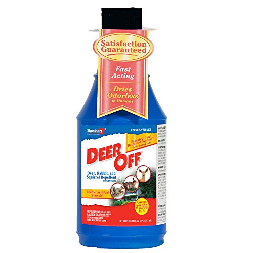 Havahart Deer - Havahart Deer Off 16 oz. Deer, Rabbit and Squirrel Repellent Concentrate