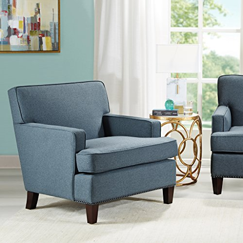 expresso accent chair - 5