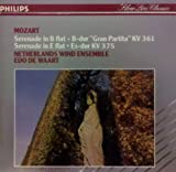 Mozart: Wind Serenades- KV 361 and KV 375