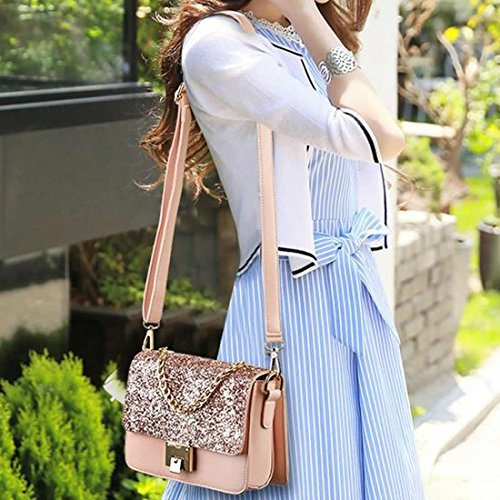 Evening Shoulder Evening Bag Purse Chain Blue for Women Black Bags Clutch Crossbody Formal Bag xYrqY0Cw