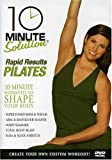 No time to exercise? We have the solution for you – the 10 Minute Solution! Everyone can find at least ten minutes in their day, and we've developed 5 dynamic Pilates workouts that are just 10 minutes each. The workouts were designed by inter...