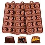 Best Silicone Mold For Candy Chocolates - Chocolate Molds Silicone Candy Molds - Silicone Molds Review
