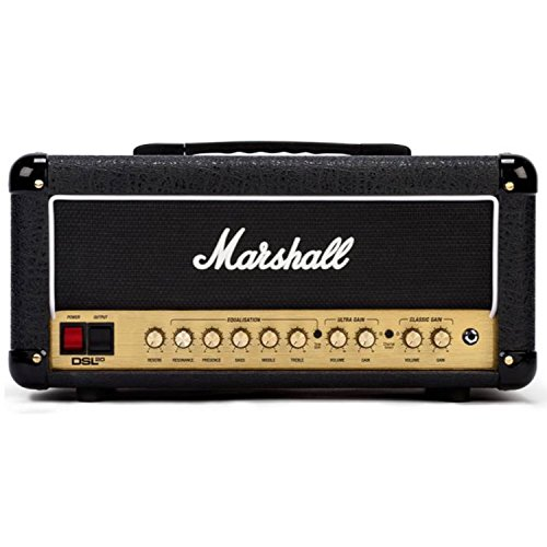 Marshall Amps M-DSL20HR-U Guitar Amplifier Head by Marshall Amps