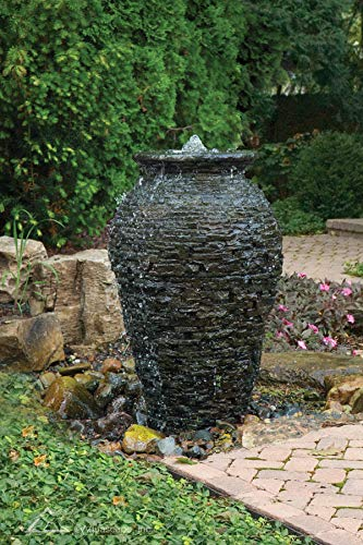 Buy large garden urns fiberglass