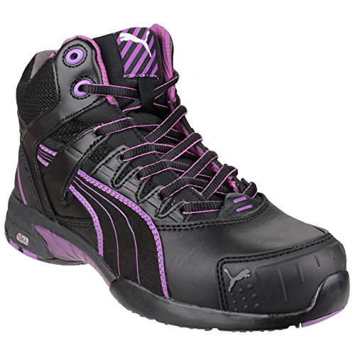 S Puma Chaussures Safety de Stepper Montantes Mid YxCTxqwv