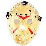 Edealing Masque 1PCS Or Vintage Jason Voorhees Freddy Hockey Festival de mascarade de Halloween Party