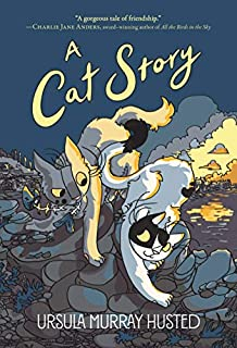 Book Cover: A Cat Story