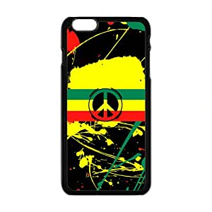 Fondo rasta Case Cover For iPhone 6 Plus Case
