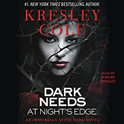 Dark Needs at Night's Edge: Immortals After Dark, Book 5