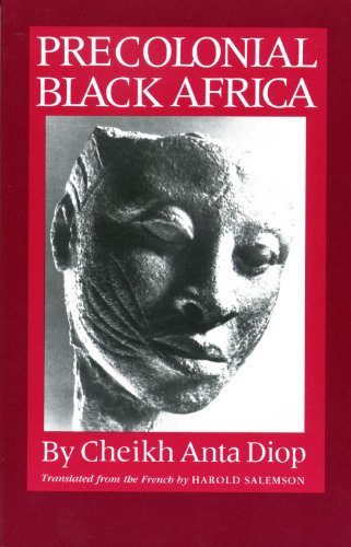 Precolonial Black Africa: A Comparative Study of