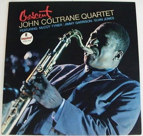 John Coltrane - Crescent - 180 Gram - Vinyl - Impulse - New