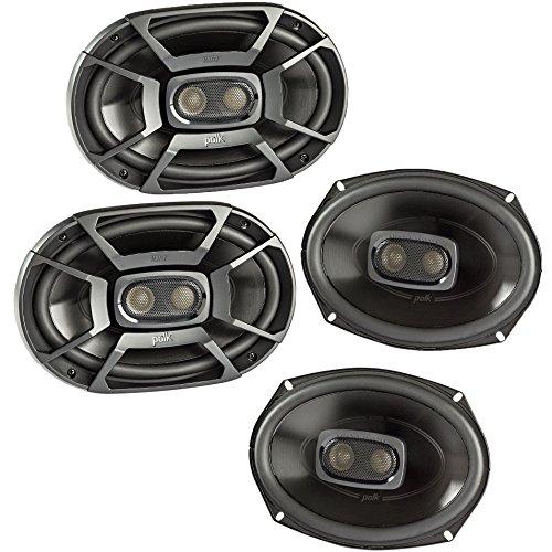 Polk Audio 450 Watt 3-Way Car/Boat Coaxial Stereo Audio S...