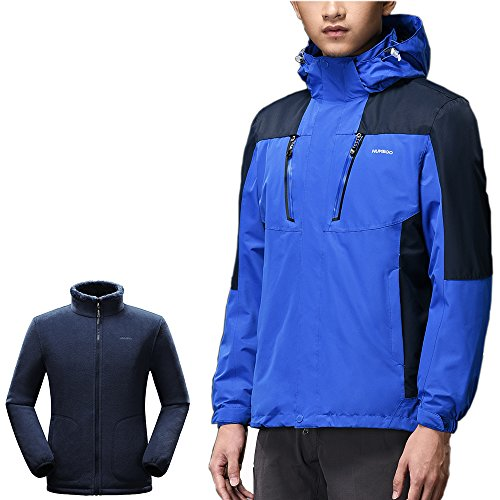 OutdoorMaster Mens Ski Jacket Waterproof product image